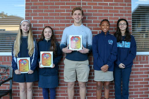 Five Spartans Represent St. Johns at Florida Music Conference