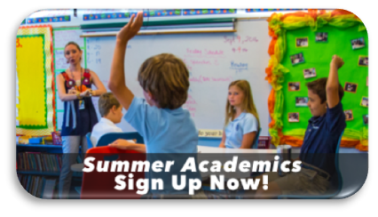 Register Now for Summer Academics!