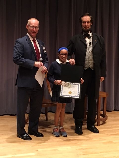 abraham lincoln essay contest Manchester — entries are still being accepted from schools and individual students for the 12th annual hildene lincoln essay competition, with submissions due by.