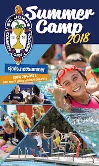 2018 Summer Camp Brochure