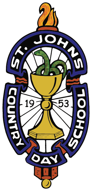 School Logo - St Johns Country Day School